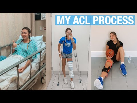 MY ACL JOURNEY AS A D1 ATHLETE