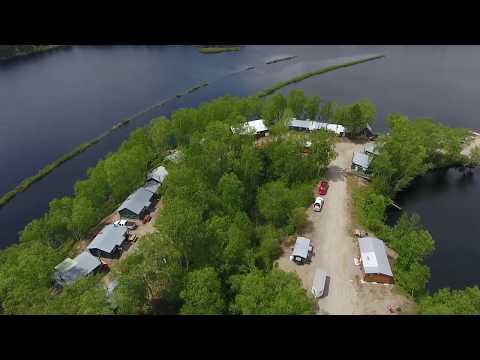 QVO fait le tour du Kapitachuan en drone