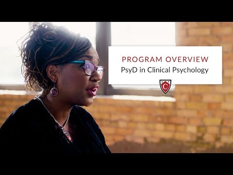 Program Overview | PsyD In Clinical Psychology