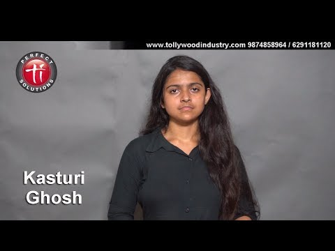 Audition Of Kasturi Ghosh For A Bangla Serial | Bangla Serial Auditions In Kolkata