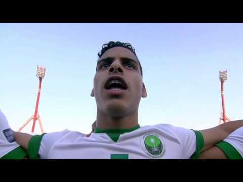 [2016.10.16] Saudi Arabia vs Thailand - national anthems