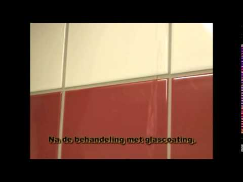 Nano Coating douche en badkamers - YouTube