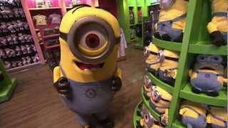 Minion Mayhem at Universal Orlando