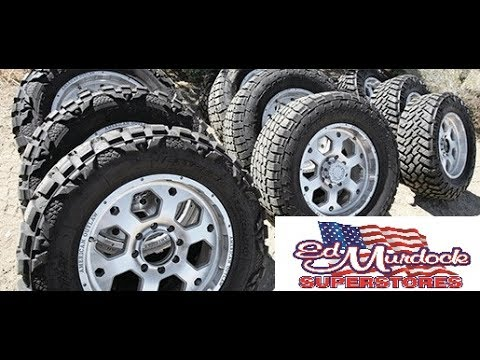 Best Mud & All Terrain Tires 2017 Truck Jeep SUV BF Goodrich Nitto Toyo