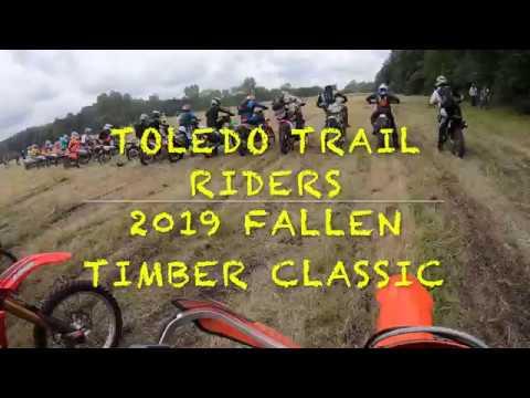 Toledo Trail Riders Hare Scramble - 2019 Fallen Timbers Classic