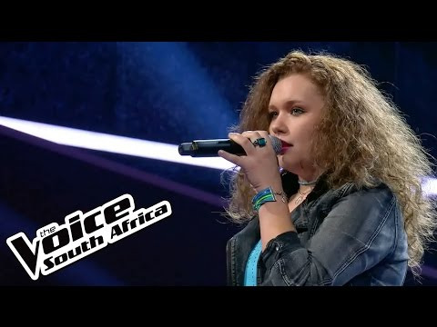 Xanilee Hammond sings 'Don't Stop Believing' | The Blind Auditions | The Voice South Africa 2016