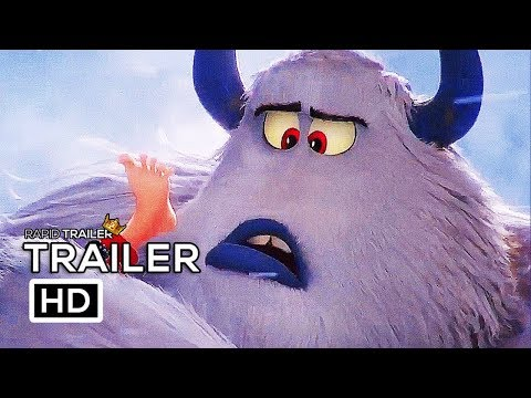 SMALLFOOT Official Trailer (2018) Channing Tatum, Zendaya Animated Movie HD
