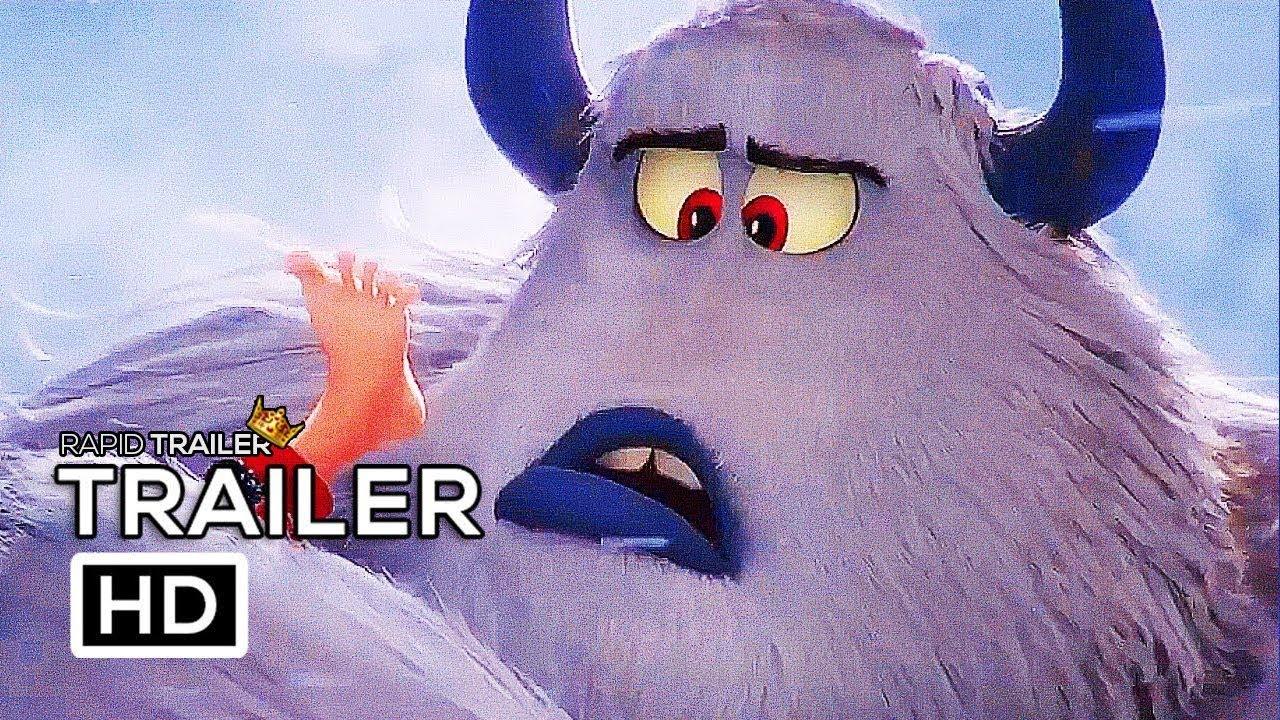Download SMALLFOOT Official Trailer (2018) Channing Tatum, Zendaya Animated Movie HD