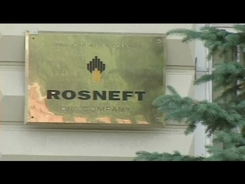 Russia's Rosneft becomes global oil top dog
