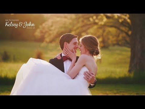 Like The Universe // Kelsey & John // Athens, GA Wedding