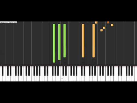 Soundless voice Piano tutorial