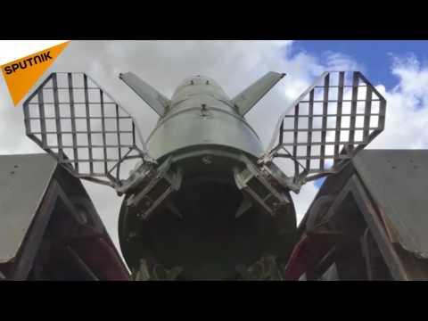 Tochka-U Tactical Missile Complex