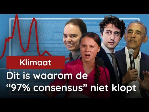 """Dit is waarom de """"97% consensus"""" niet klopt"""