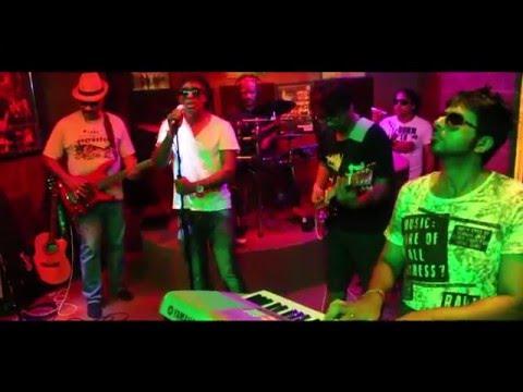 ROOP TERA MASTANA - Retro Rock Shot at Alive 1 Studio
