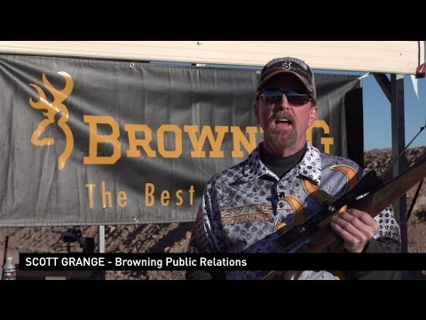 AB3 - Scott Grange tells his Browning bolt action story, AB3 Hunter