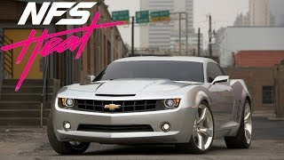 NEED FOR SPEED HEAT #6  KARIERA  CHEVROLET CAMARO, A W NIM TORBA HAJSU