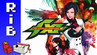 The King of Fighters XI! Run it Back!