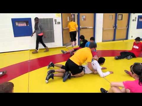 Peel Christmas Camp - Ross Traparm Gutwrench