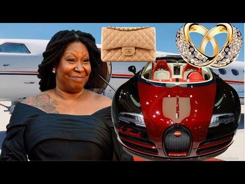 8 EXPENSIVE THINGS OWNED BY WHOOPI GOLDBERG