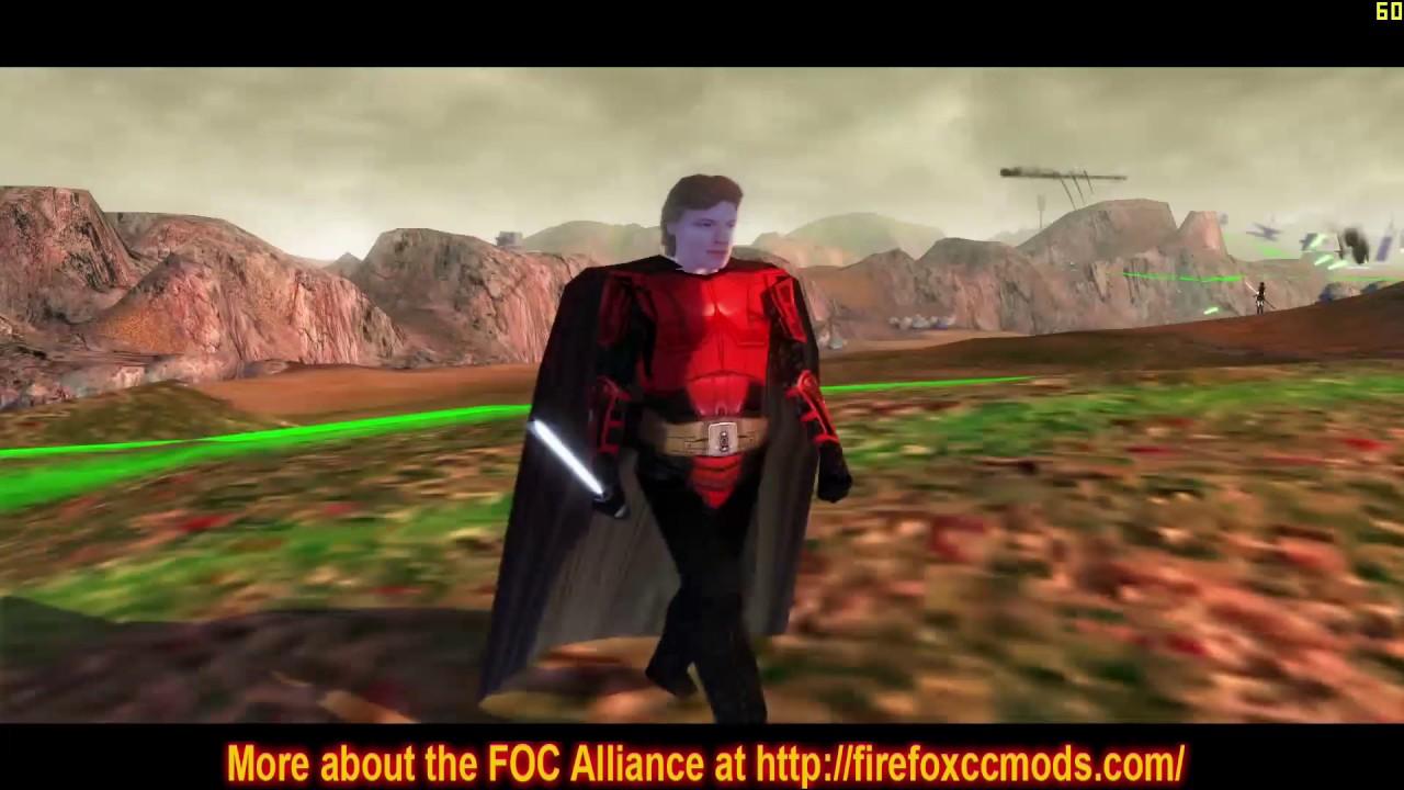 FOC Alliance - Legacy addon - a lot of ground units