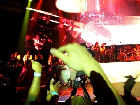 Jay-Z Roc Boys Palladium 10/15/08