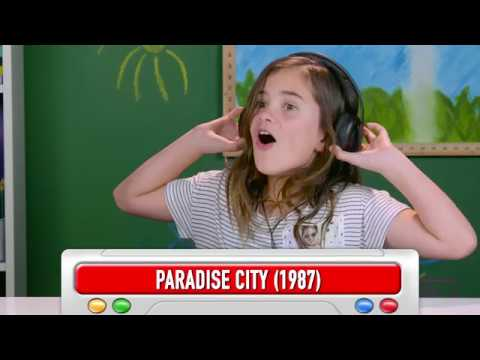 Kids React To Guns N' Roses