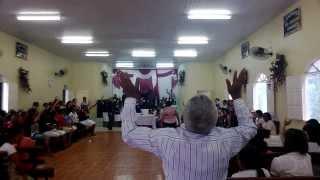 Pastor Sidiney Oliveira Breu Branco Pará