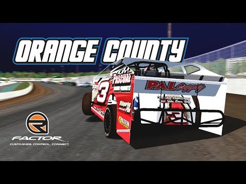 rFactor: Orange County (Big Block Modifieds @ OCFS)