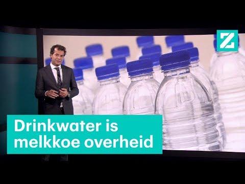Drinkwater is melkkoe overheid • Z zoekt uit