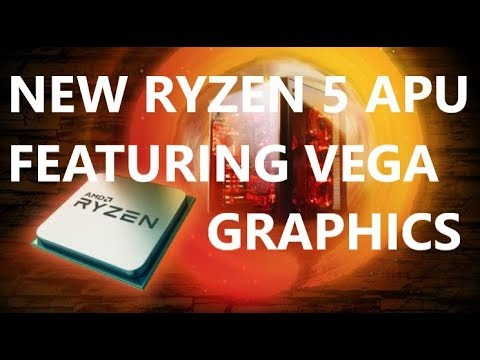 NEW RYZEN CoinSmith Mining: New AMD APU! The GPU FOR GAMERS! RYZEN 5 2400g