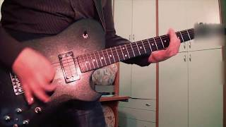 Stockholm Syndrome + Wembley Outro - Muse Guitar Cover by Luca Nisi