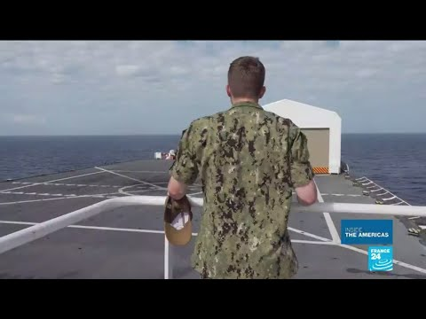 USNS Comfort: dropping anchor to deliver humanitarian aid