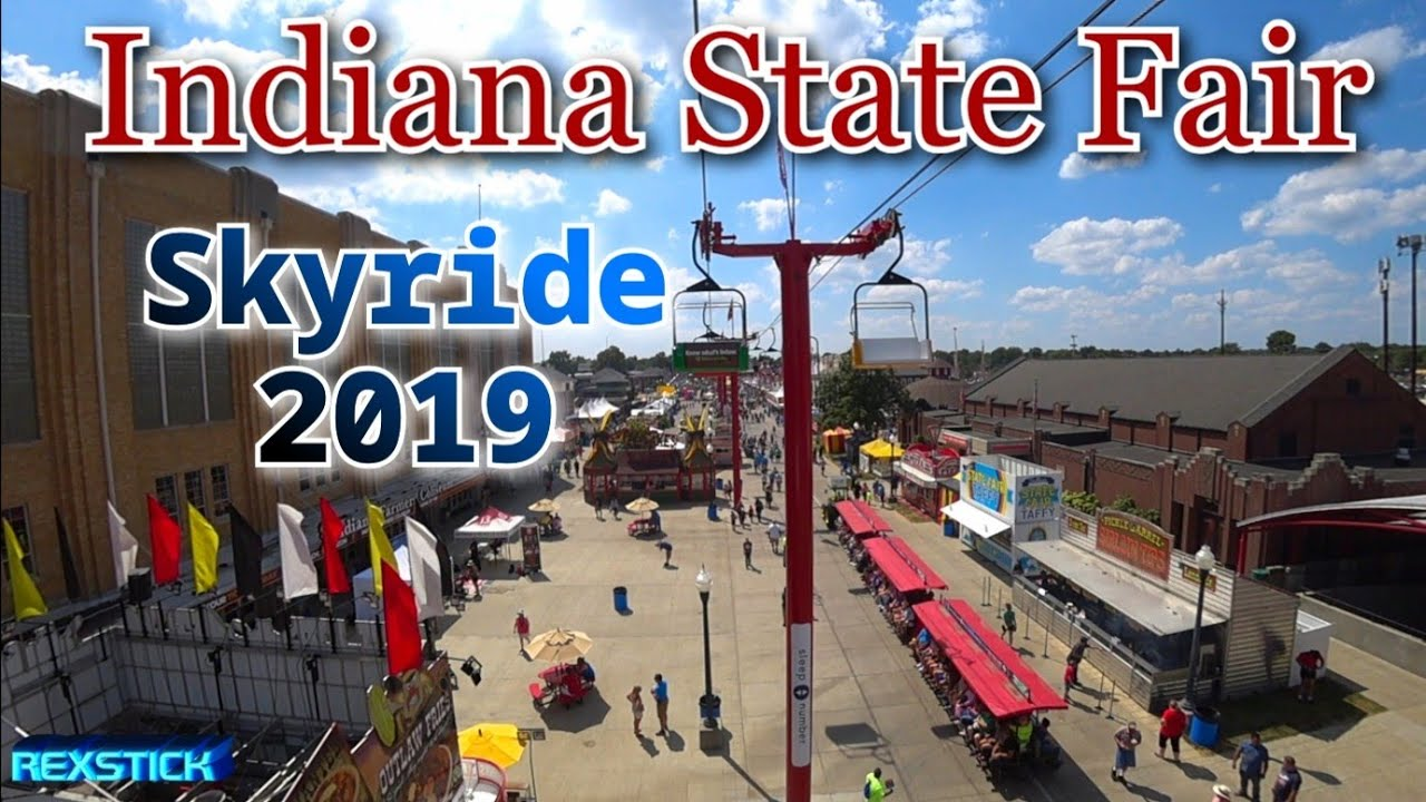 Indiana State Fairgrounds Events 2019