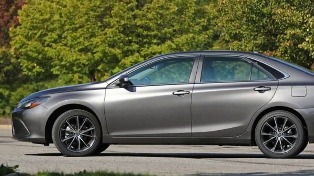 2017 toyota camry xse v 6 car review youtube. Black Bedroom Furniture Sets. Home Design Ideas
