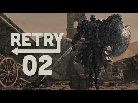 Retry: Dark Souls 2 –  Ep. 2: The Pursuer & Heide's Tower of Flame