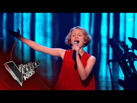 Zoe Performs 'Wade In The Water': Blinds 4  The Voice Kids UK 2018