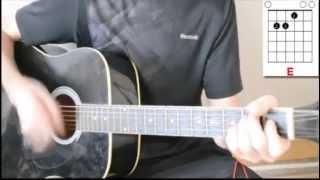 Районы - кварталы (Звери), аккорды+разбор гитарного боя