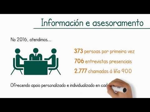 FEAFES Galicia 2016: Información e asesoramento