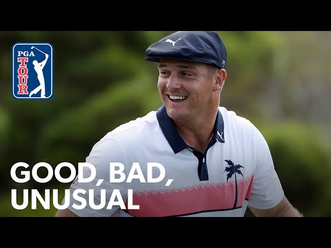 DeChambeau's neurological CNS, Morikawa's ace robbery & English's shot of the year