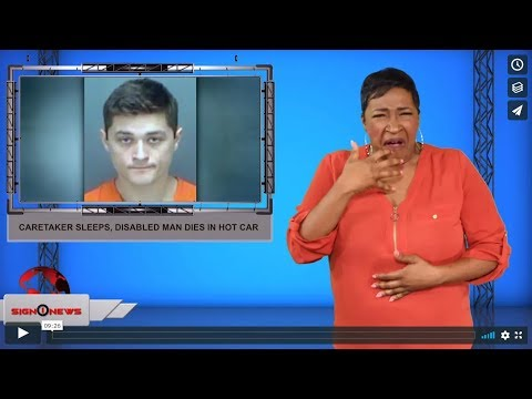 Sign1News 9.24.19 - News for the Deaf community powered by CNN in American Sign Language (ASL).