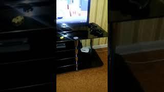 Тв тумба ''Тектонит''. БЦ Стол. Видео от клиента.