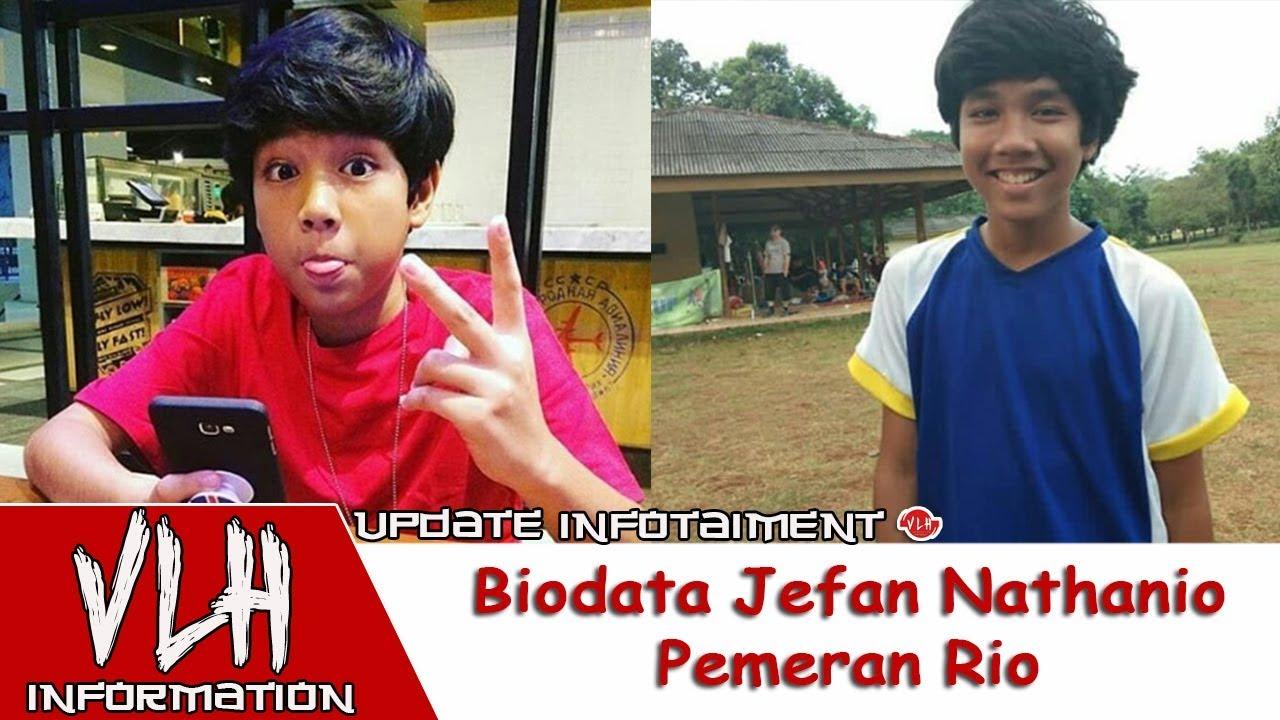 Biodata Jefan Nathanio Pemeran Rio Di Sinetron Tendangan Garuda Mnctv Youtube