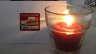 Caramel Pecan Pie Yankee Candle Review