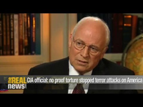 No proof torture stopped terror attacks