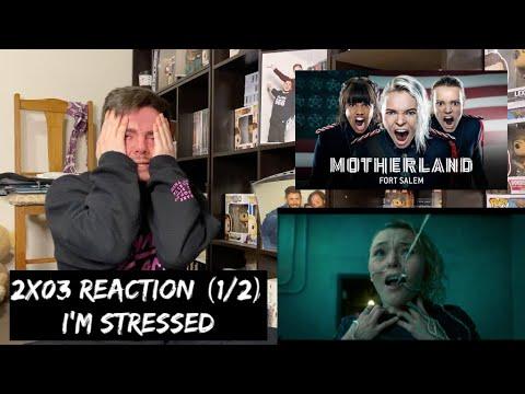 Download MOTHERLAND: FORT SALEM - 2x03 'A TIFFANY' REACTION (1/2)