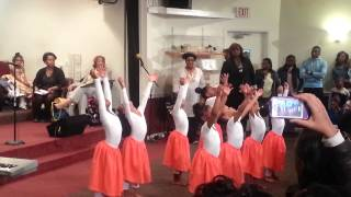 Take Me To The King Praise Dance (4 & 5 Year Olds)