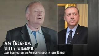 Aber Angela Merkel denkt nicht   Willy Wimmer zum gescheiterten Putschversuch in der Türkei