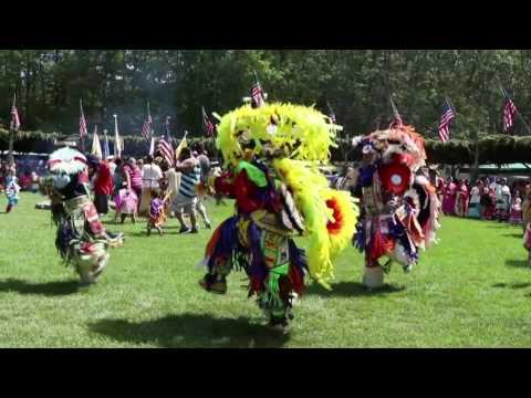 Mashantucket Pequot Tribal Nation SCHEMITZUN Pow Wow