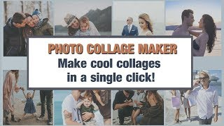 How to Make a Photo Collage - 370+ Awesome Templates for Quick Start screenshot 5