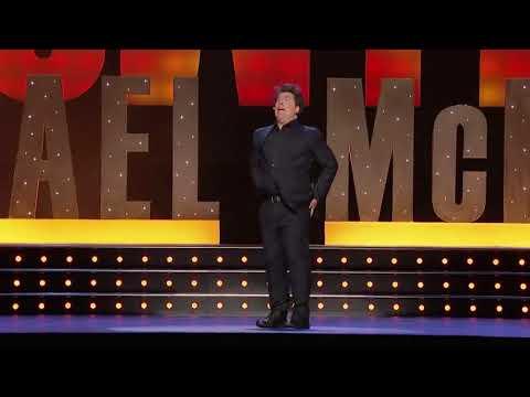 "Michael Mcintyre - ""Pants down"" kids game Hilarious"